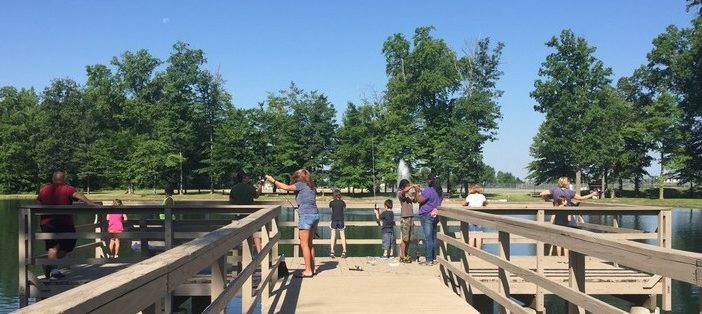 Free Fishing Clinic at Longwood Park