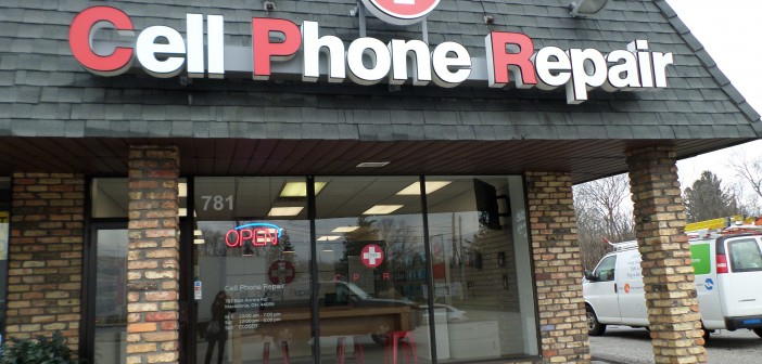 Congratulations Business of the Month…CPR Cell Phone Repair