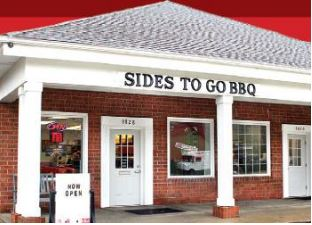 Congratulations Business Of The Month Sides To Go Bbq