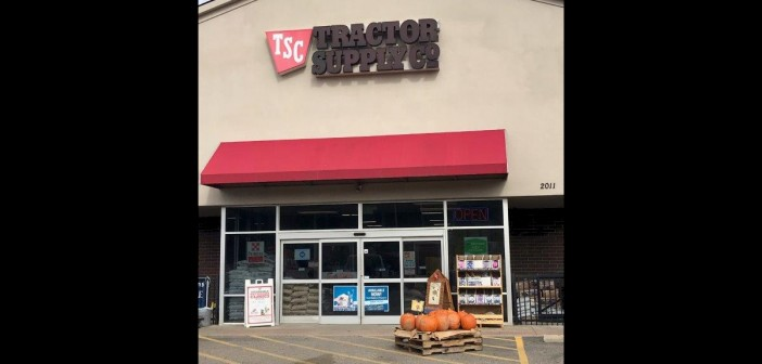 Congratulations to the Business of the Month … Tractor Supply Co.