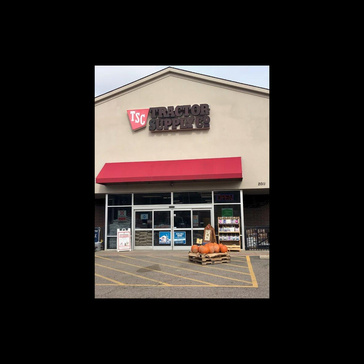 Congratulations to the Business of the Month … Tractor Supply Co