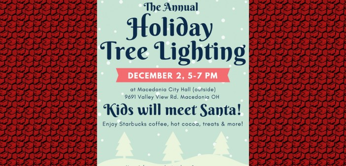 The Annual Holiday Tree Lighting
