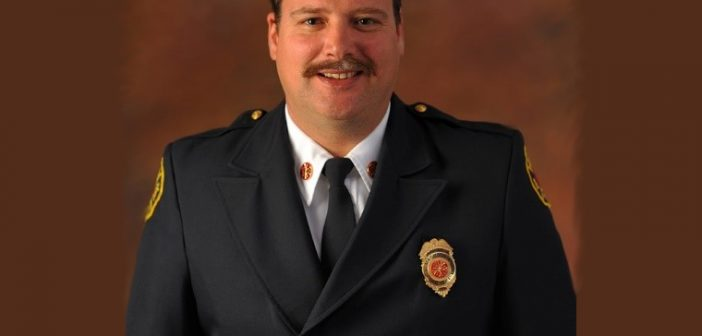 Fire Chief Tim Black has announced his retirement.