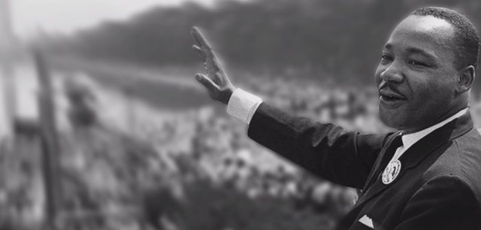 Celebrating the day in Commemoration of Doctor  Martin Luther King Jr.
