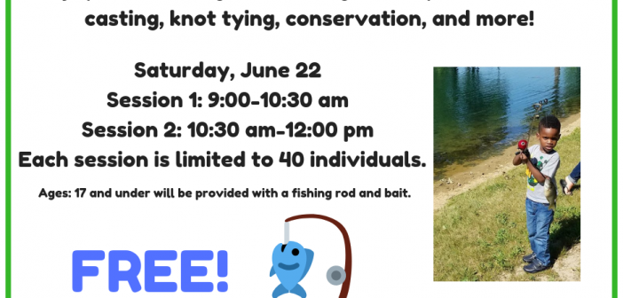 Macedonia Family Fishing Day Saturday June 22nd