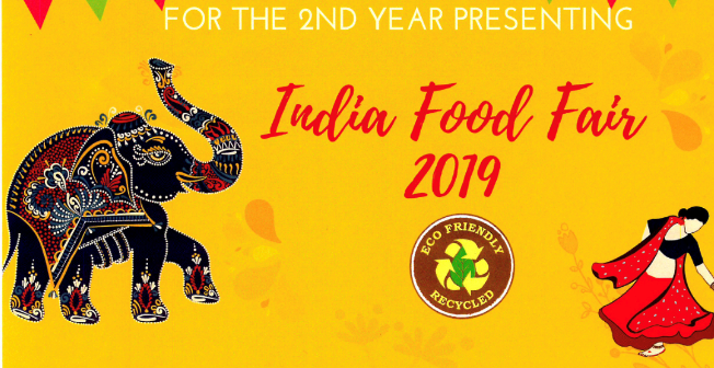 Indian Food Fair 2019