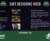 Safe Decisions Week Returns to Nordonia Schools