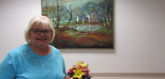 Employee of the Month – Mary Ellen Foster